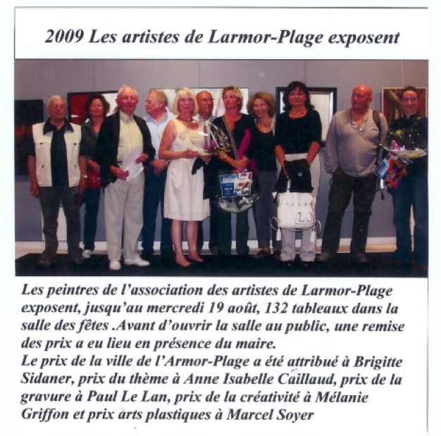 Expo l armor plage 2009