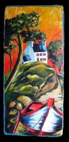Rêve de breton 45 x 97